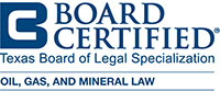 board certified oil gas mineral law